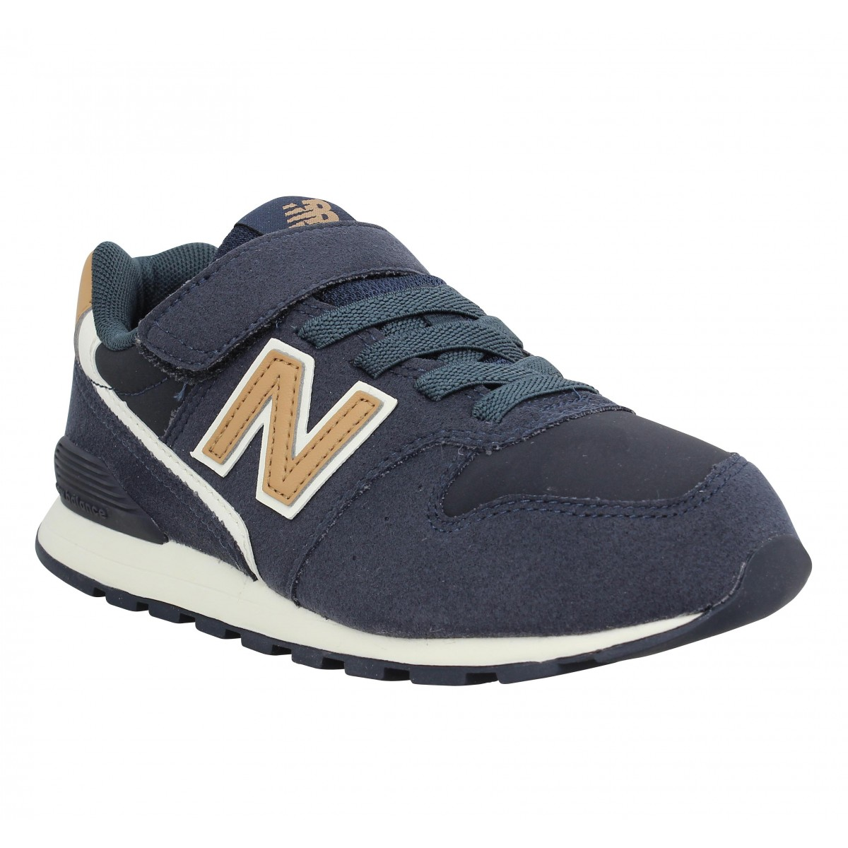 Baskets NEW BALANCE KV996 toile Enfant Navy