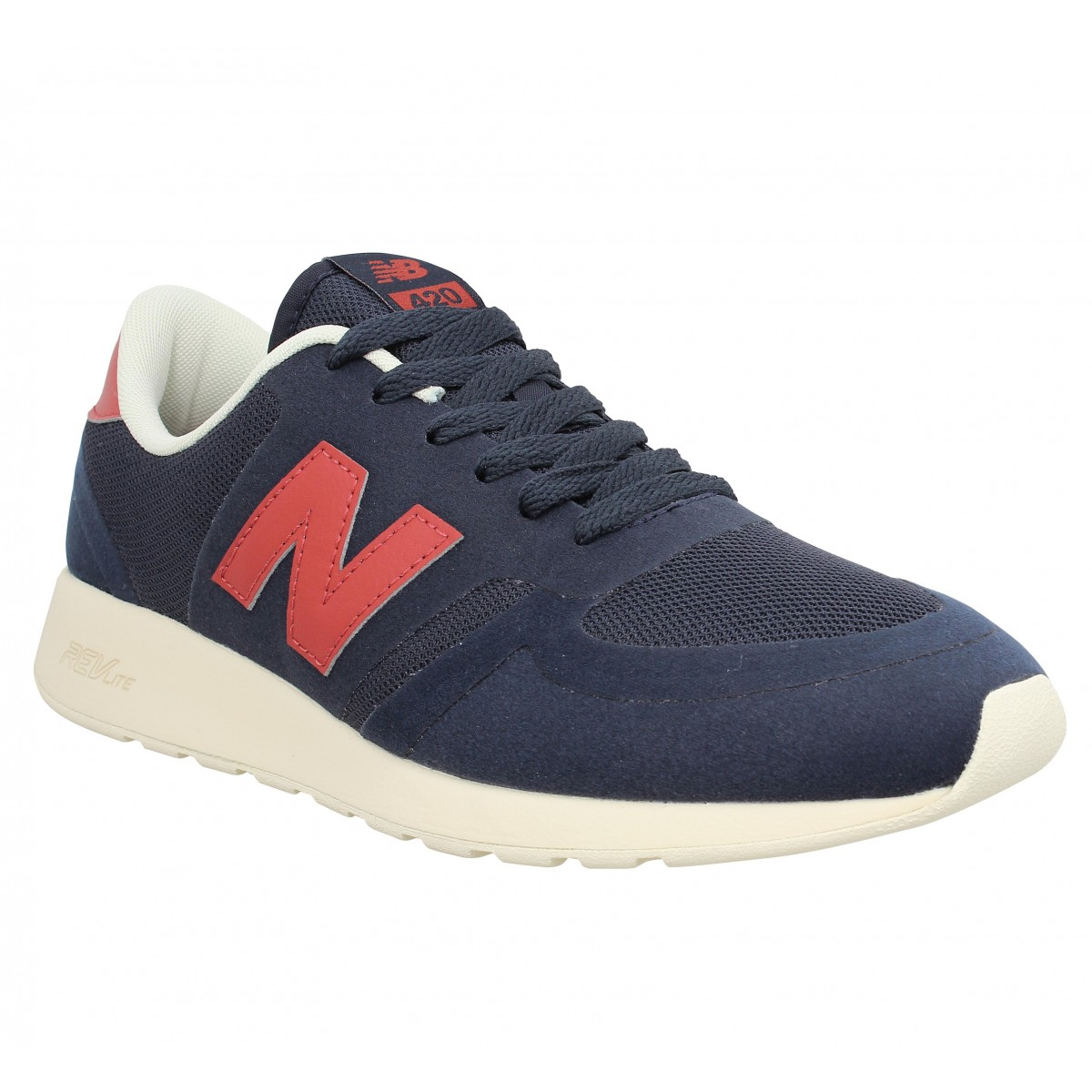 Baskets NEW BALANCE MRL 420 mesh Navy