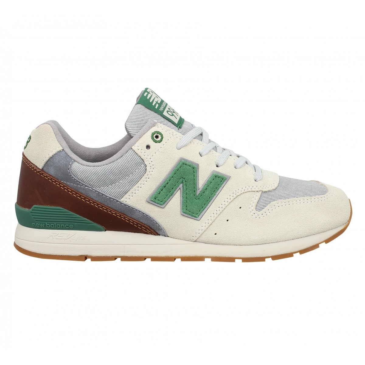 new balance 996 blanche homme
