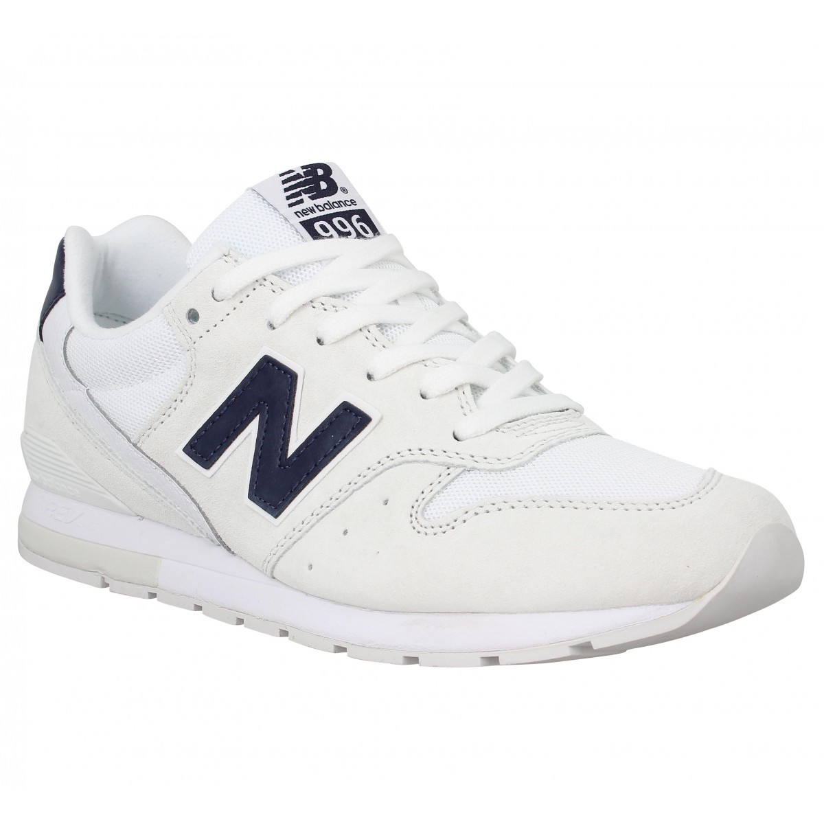 soldes new balance mrl 996 blanc marine homme fanny chaussures. Black Bedroom Furniture Sets. Home Design Ideas