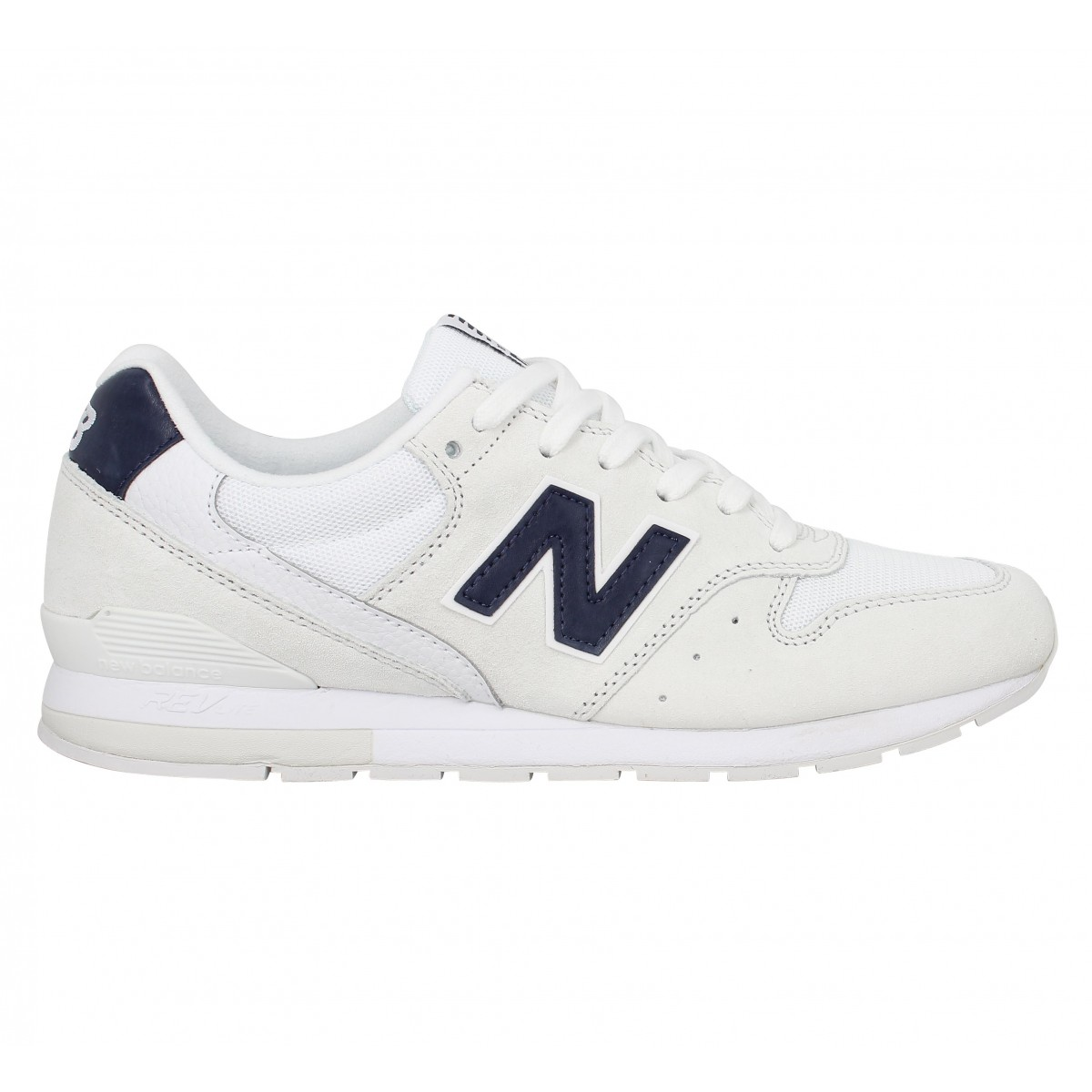 chaussures new balance homme blanche