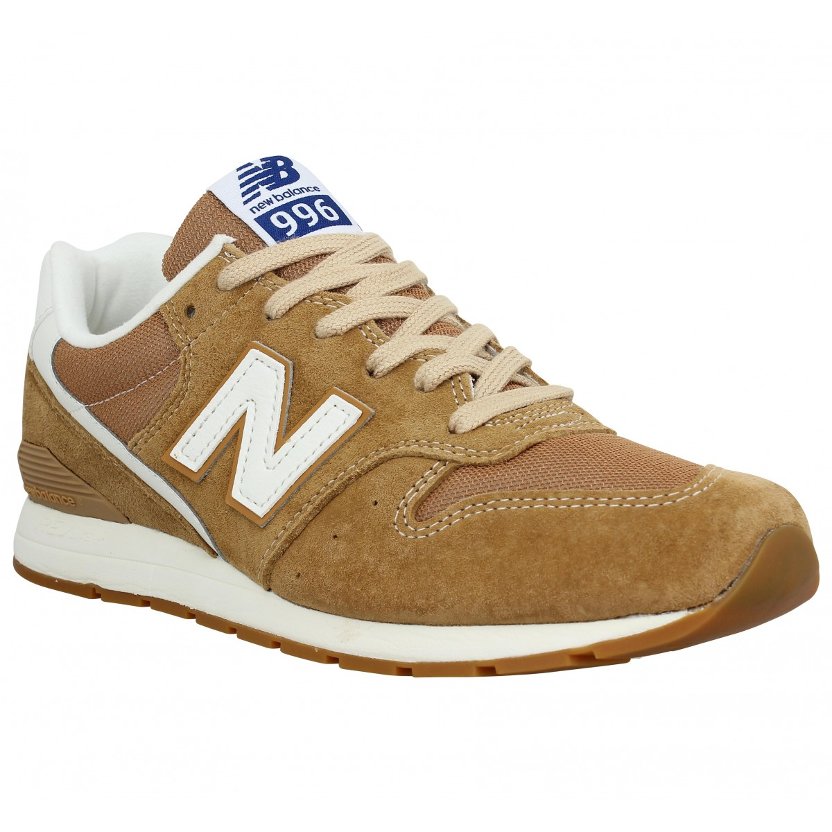 Baskets NEW BALANCE MRL 996 Homme Brown