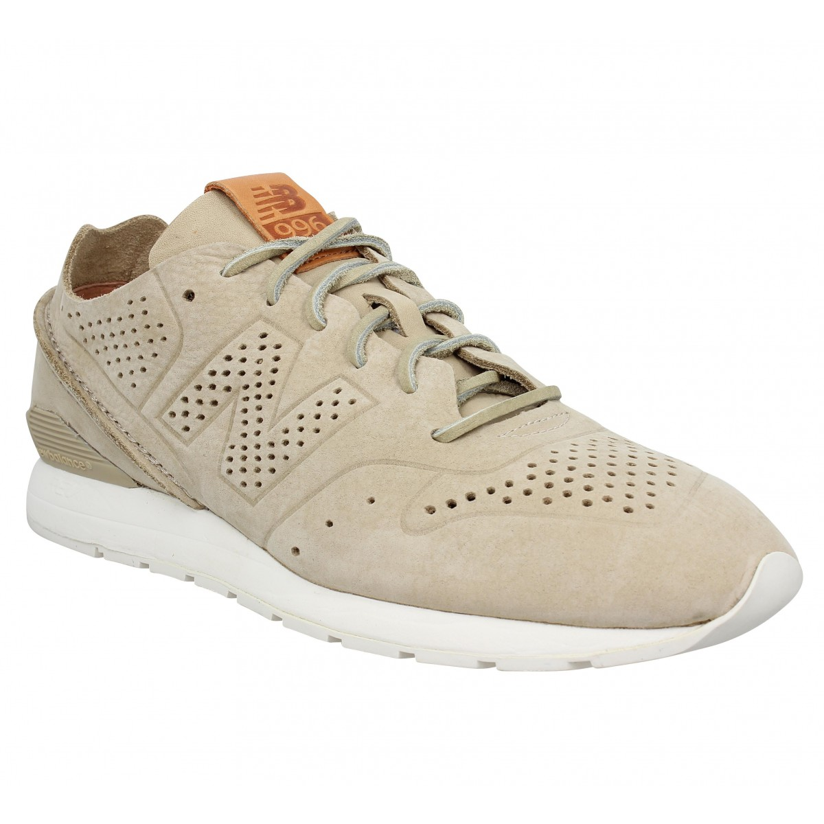 Baskets NEW BALANCE MRL 996 nubuck Beige