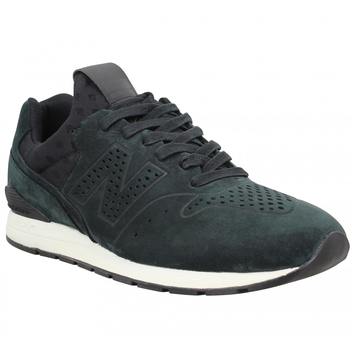 Baskets NEW BALANCE MRL 996 nubuck Noir