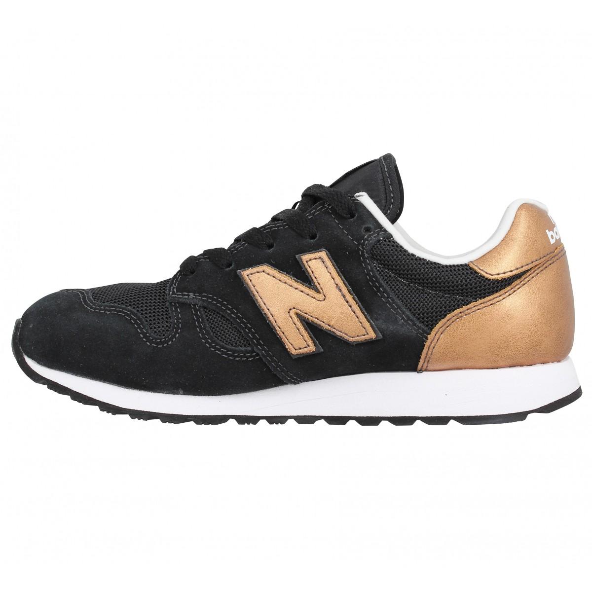 new balance 520 femme noir