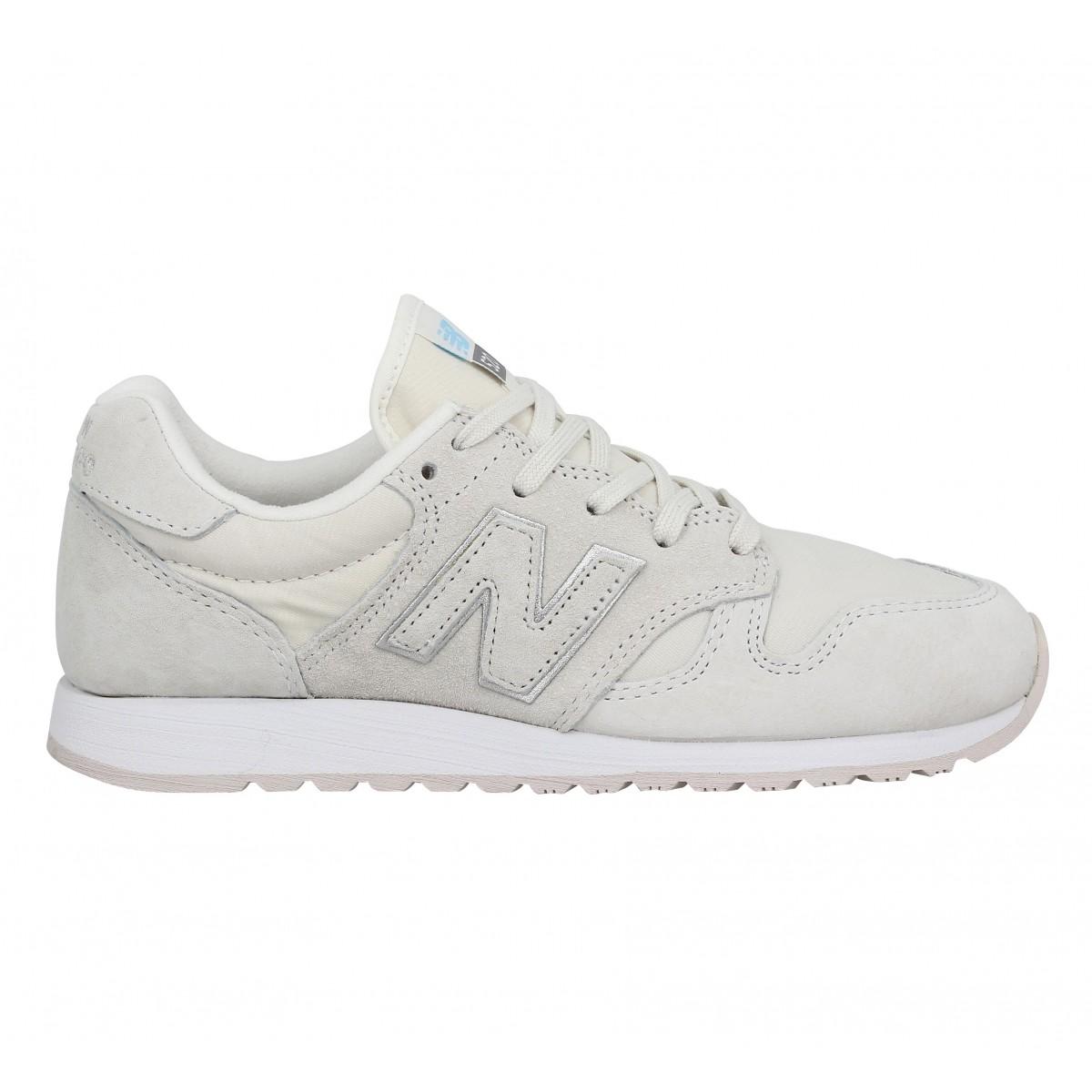 New Balance Chaussures WL520 New Balance soldes   Sneakers Basses Mixte Enfant  Bleu (Navy Blazer/Indigo Bunting/Surf The 000) 2t83O9t