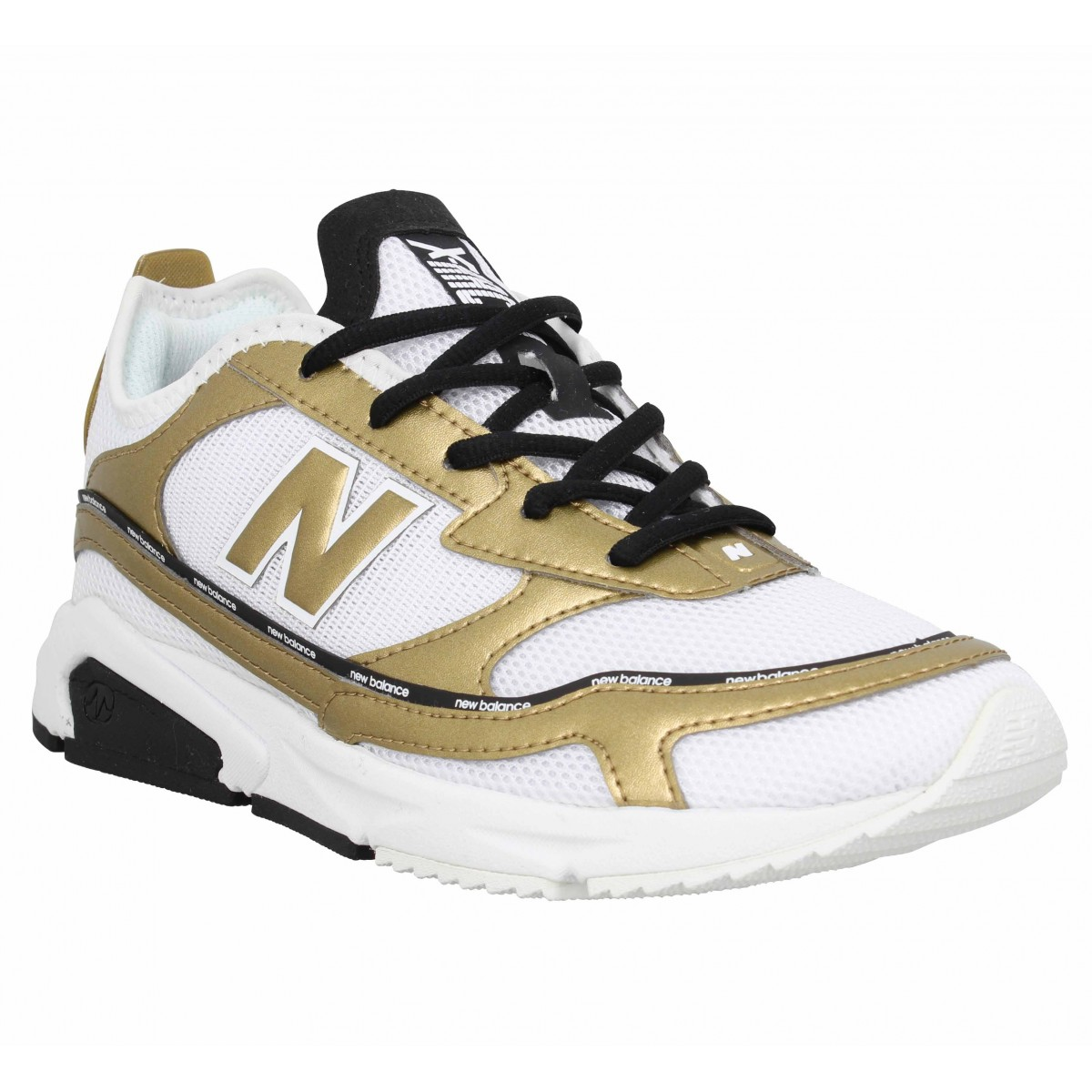 basket new balance blanche