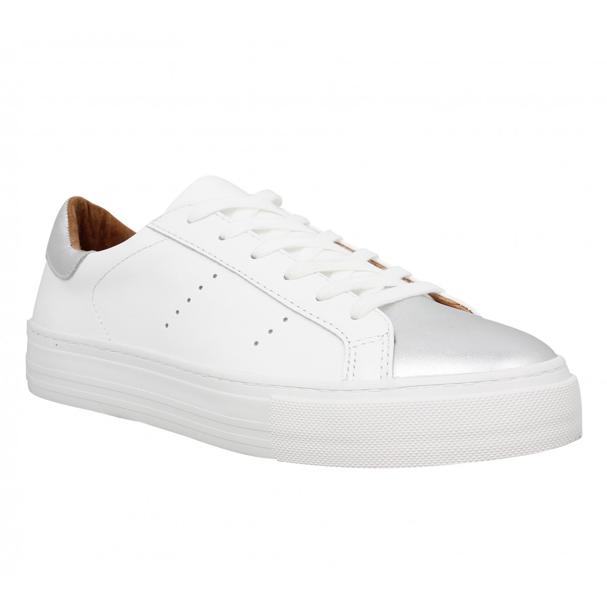 No Name ARCADE SNEAKER - Baskets basses blanc