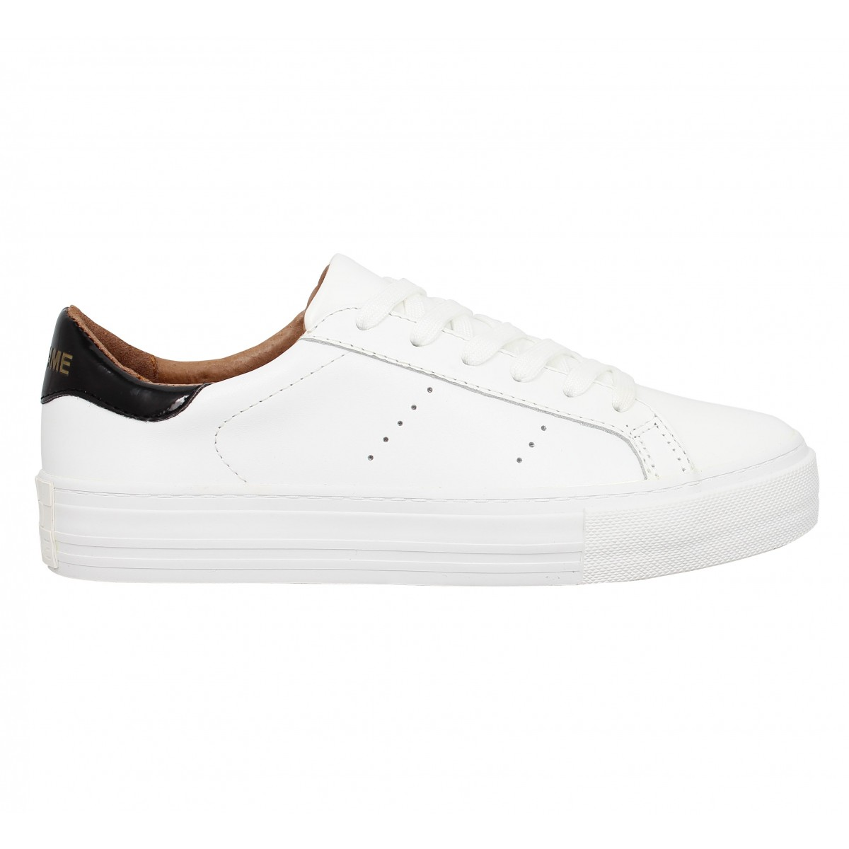 soldes no name arcade sneaker blanc femme fanny chaussures. Black Bedroom Furniture Sets. Home Design Ideas