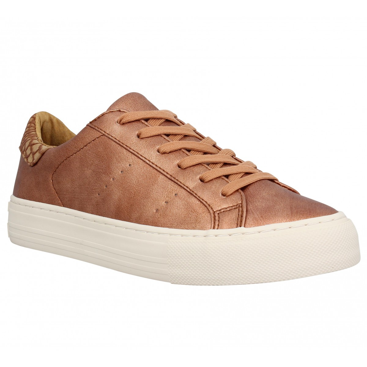 Baskets NO NAME Arcade Sneaker glow Femme Cuivre