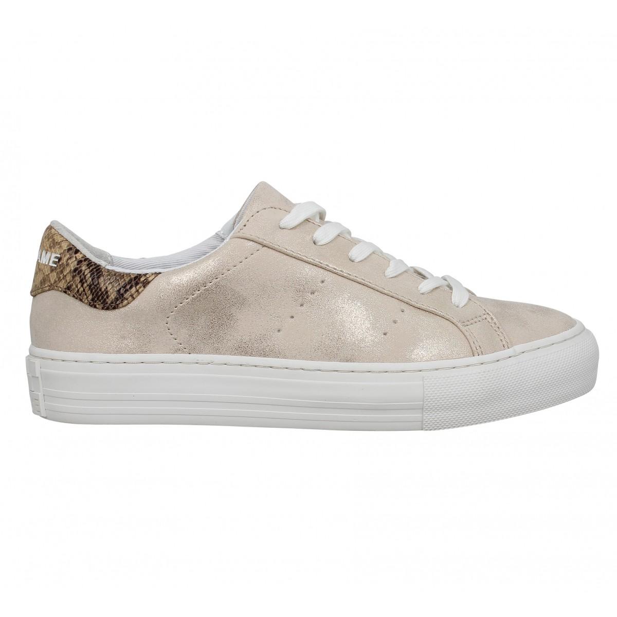 Sneaker Name WhiteFanny Arcade Glow Chaussures Femme No QeCBrWdxo