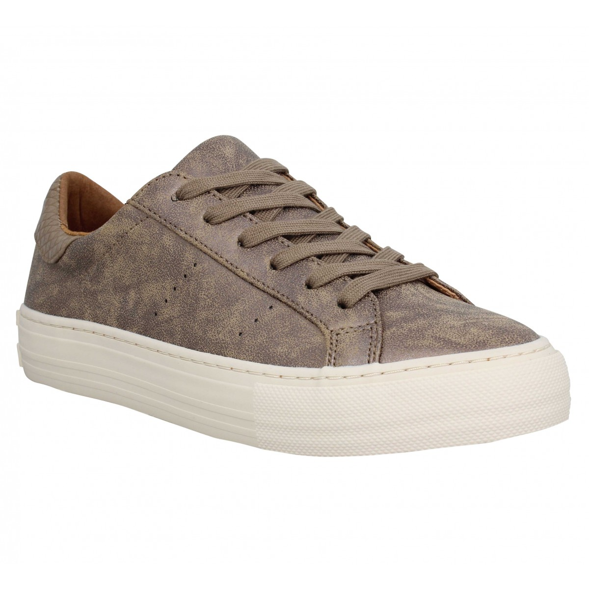 Baskets NO NAME Arcade Sneaker glow Femme Wood