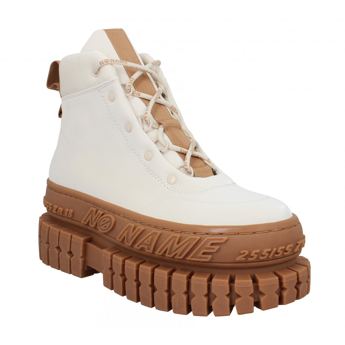 Bottines NO NAME Hiker Mid Boots future Femme Dove