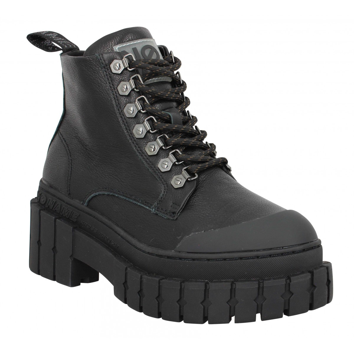 No Name Femme Kross Low Boots Nappa...