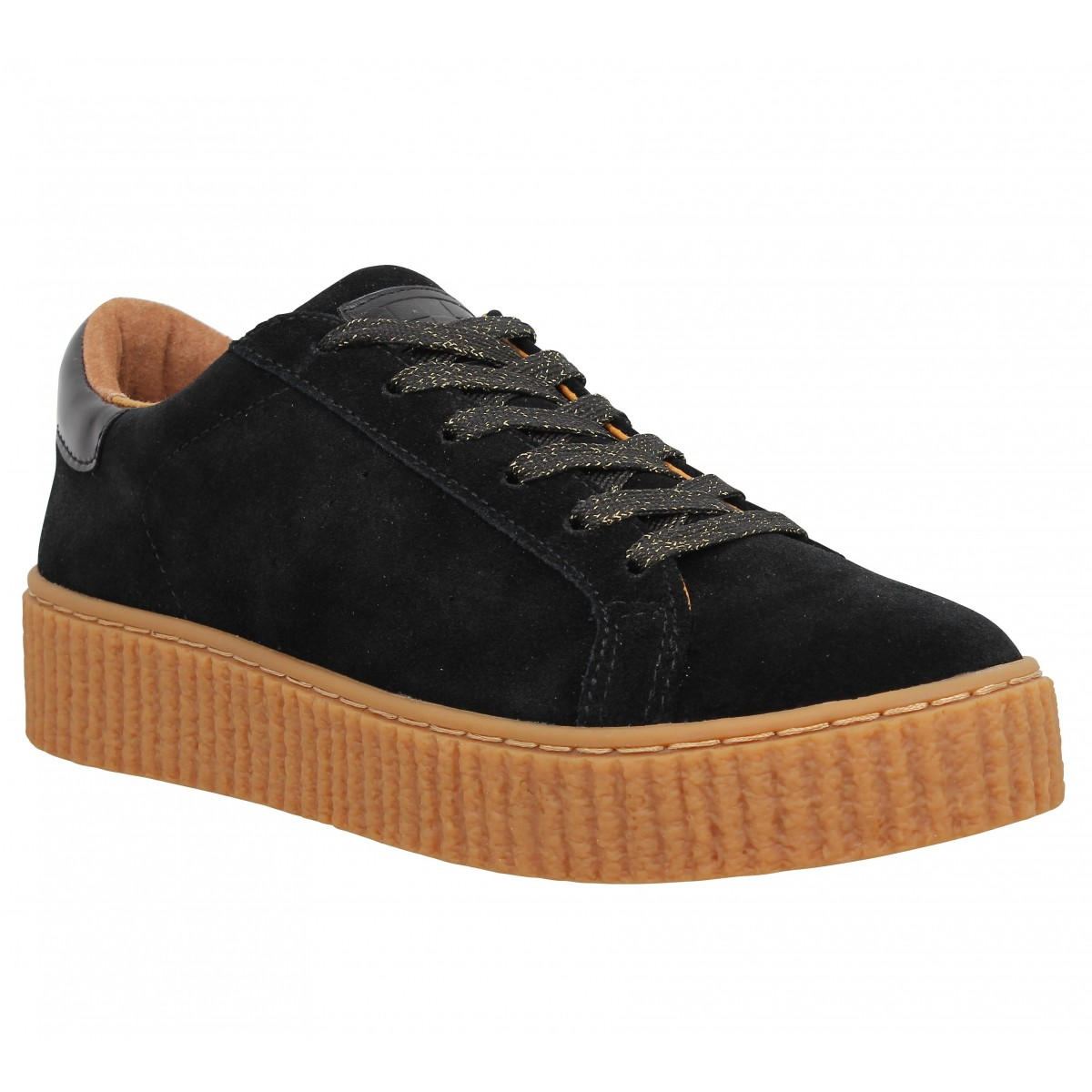 Baskets NO NAME Picadilly Sneaker Black