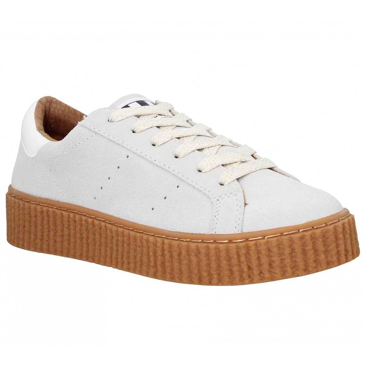 Baskets NO NAME Picadilly Sneaker White