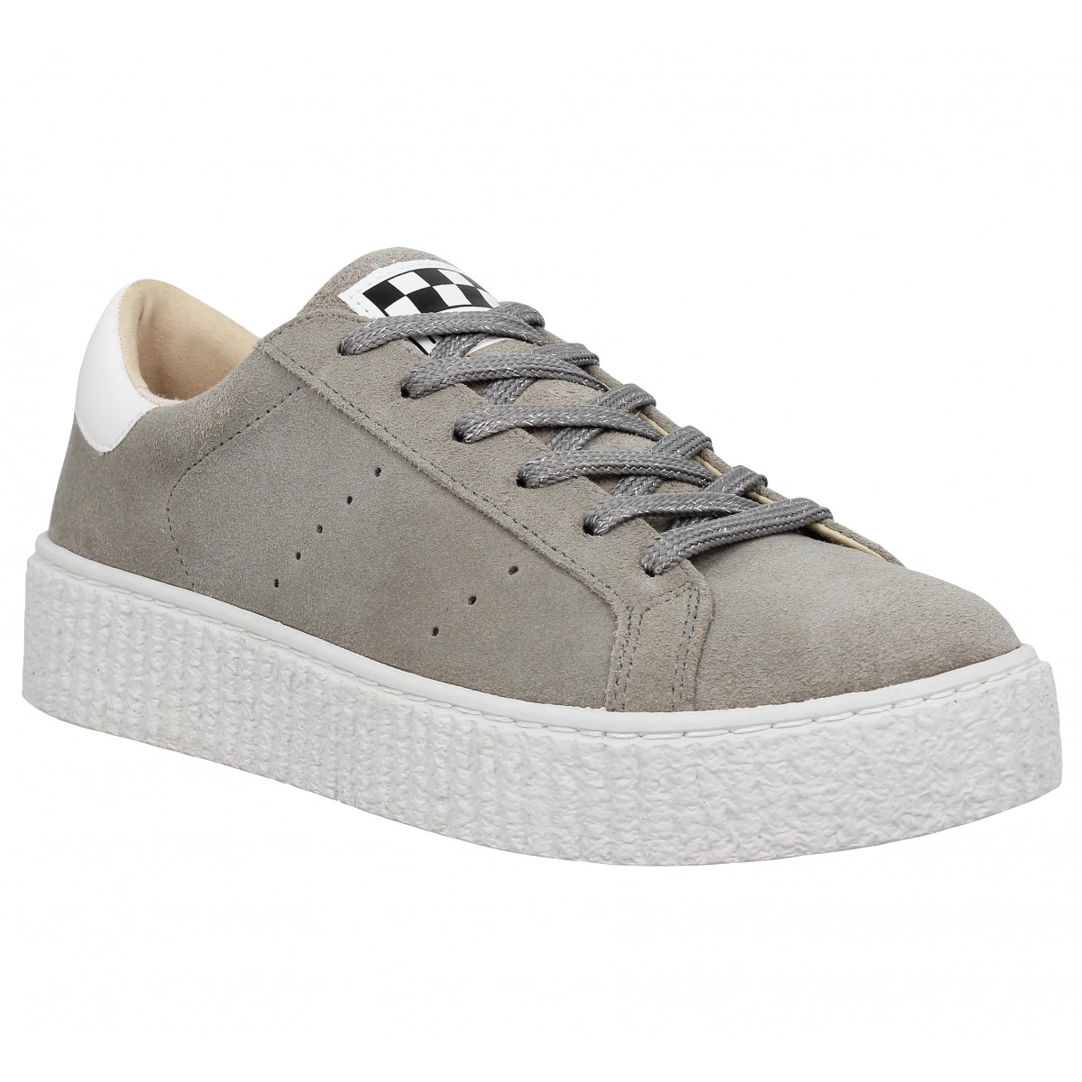 No Name Marque Picadilly Sneaker Suede...