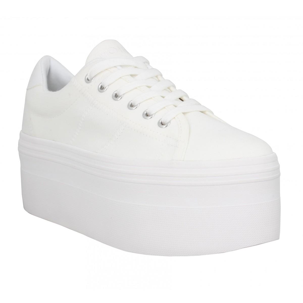 No Name Marque Plato L Sneaker Toile...
