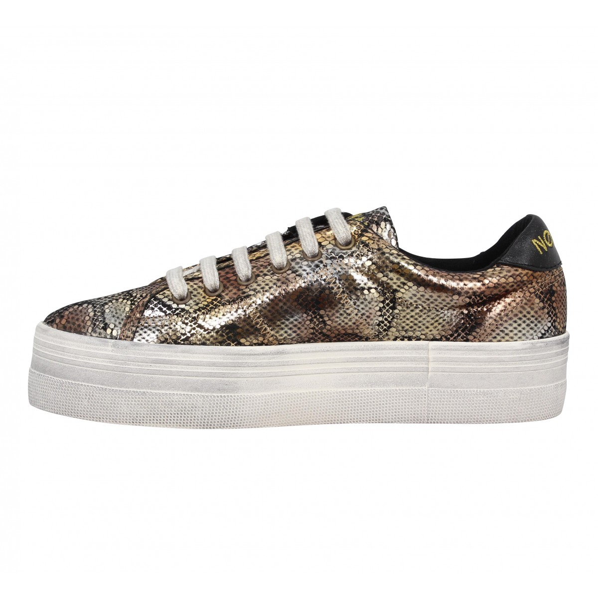 No Name PLATO SNEAKER Bronze
