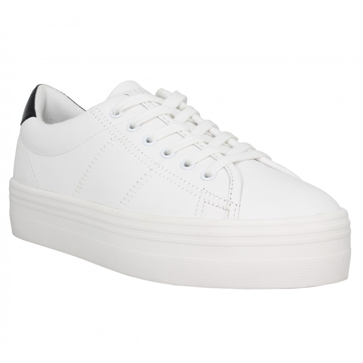 No Name Marque Plato Sneaker Nappa...