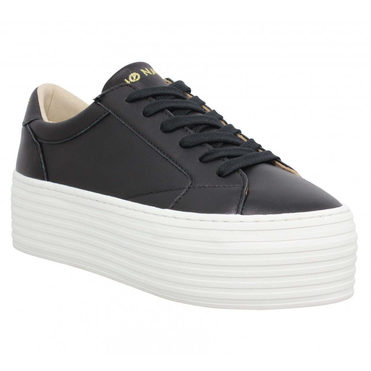 No Name Femme Spice Sneaker Cuir...