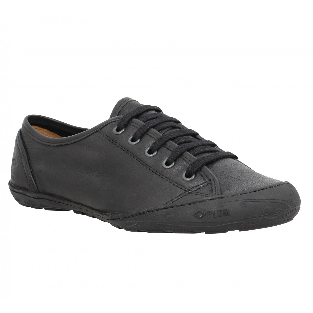 Baskets PALLADIUM Game VAC cuir Femme Black