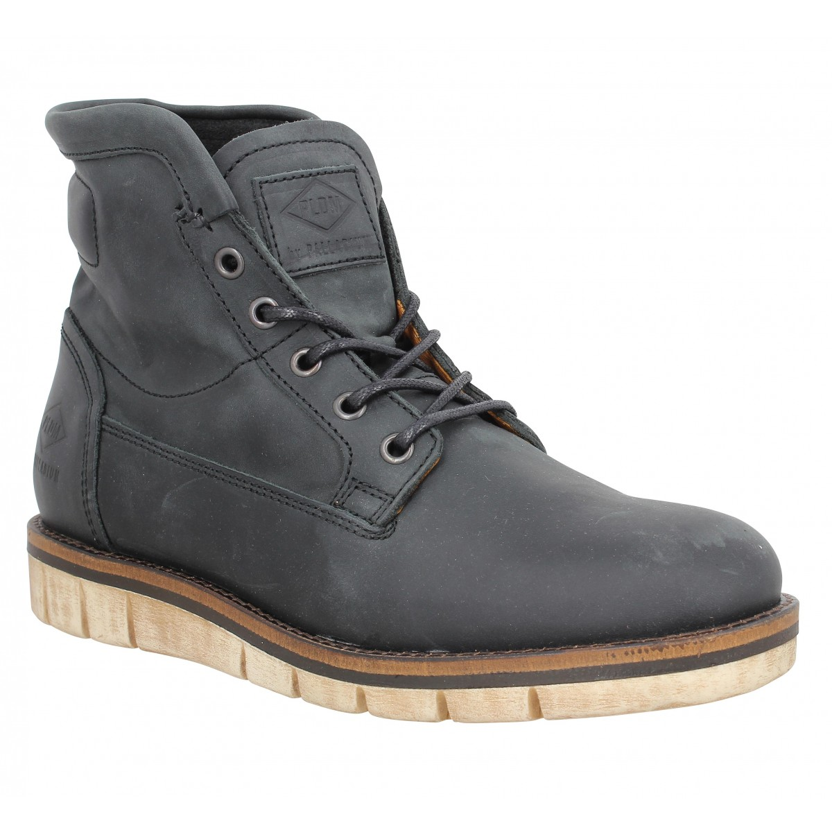 Bottines PALLADIUM Norco Noir