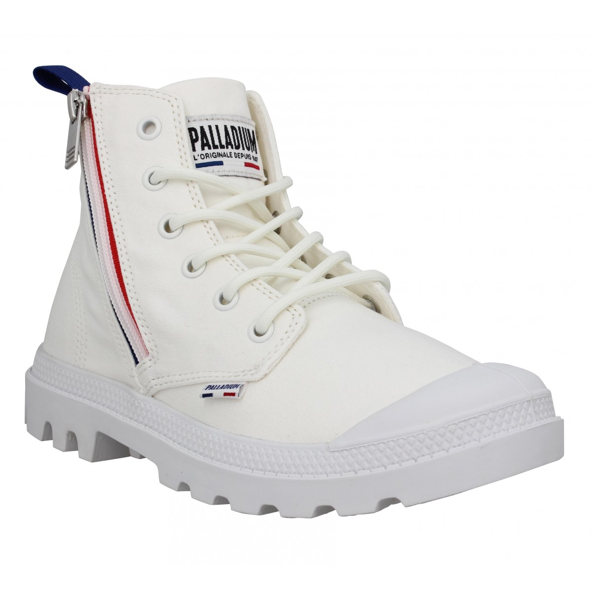 Palladium Femme Pampa French Outzip...