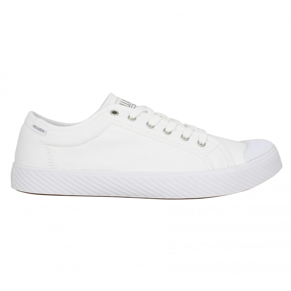 Phoenix Fanny Chaussures Toile Blanc Pl Homme Palladium 4qPO5AxwO