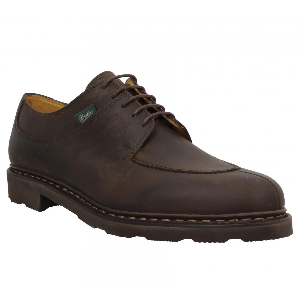 Chaussures à lacets PARABOOT Avignon nubuck Homme Gringo