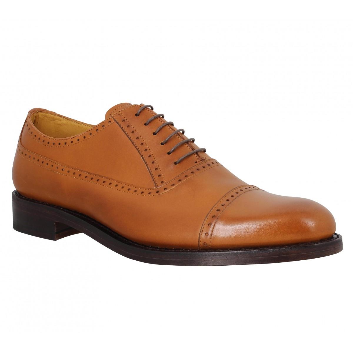 Chaussures à lacets PARABOOT Brahms cuir Chene