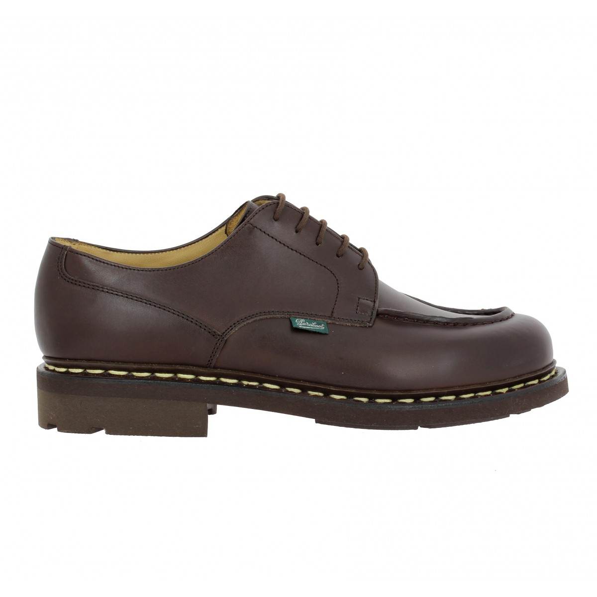 c63b91497 PARABOOT Chambord cuir Homme Cafe