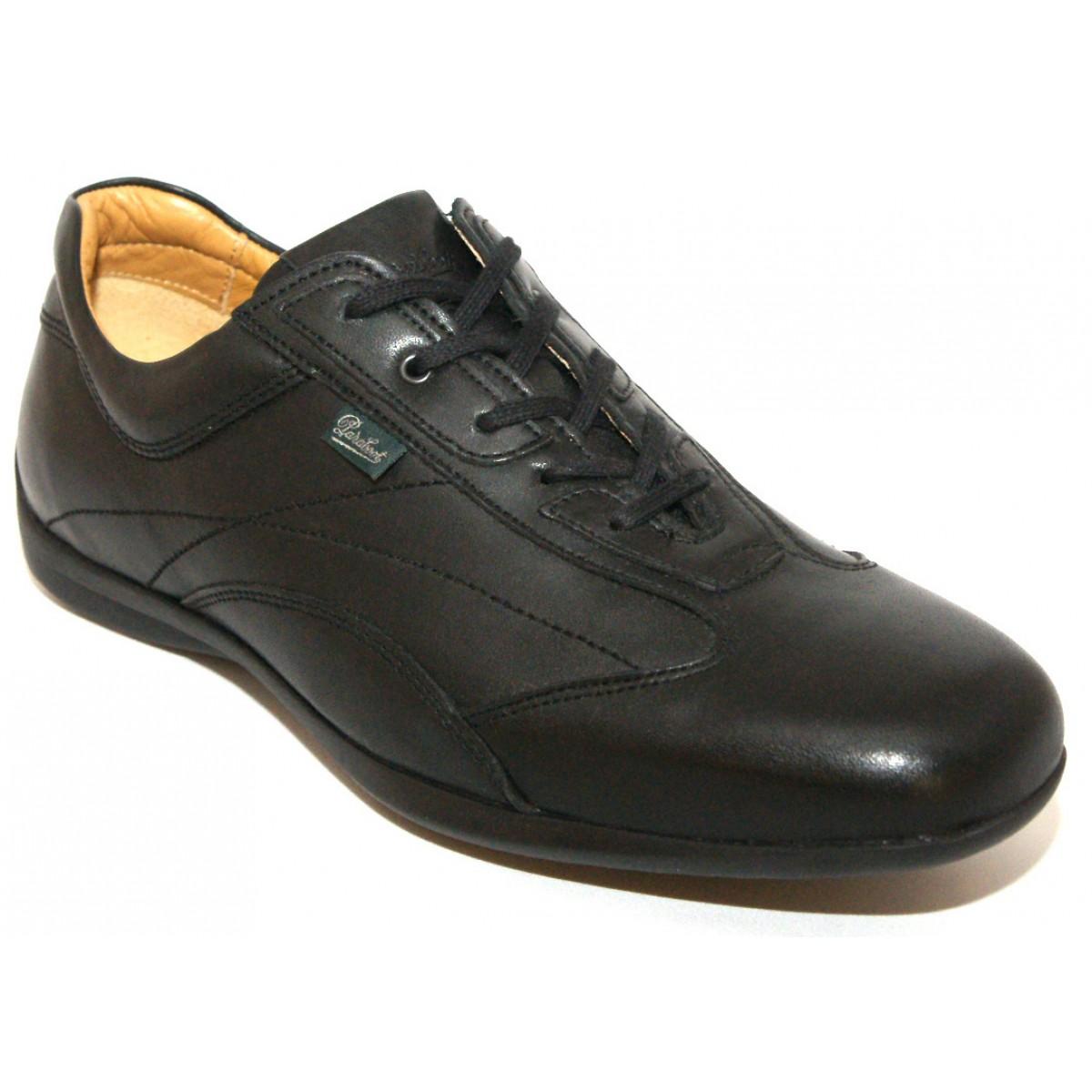 Chaussures à lacets PARABOOT Estoril Homme Noir