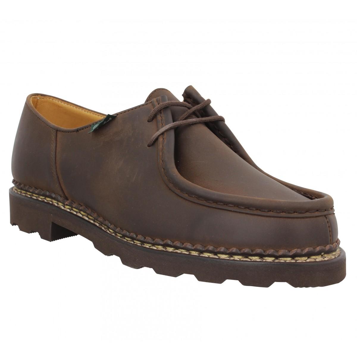 Chaussures à lacets PARABOOT Michael nubuck Homme Gringo