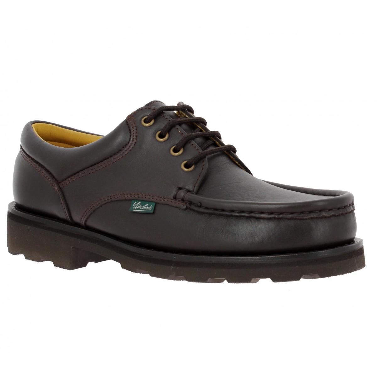 Chaussures à lacets PARABOOT Thiers Homme Marron