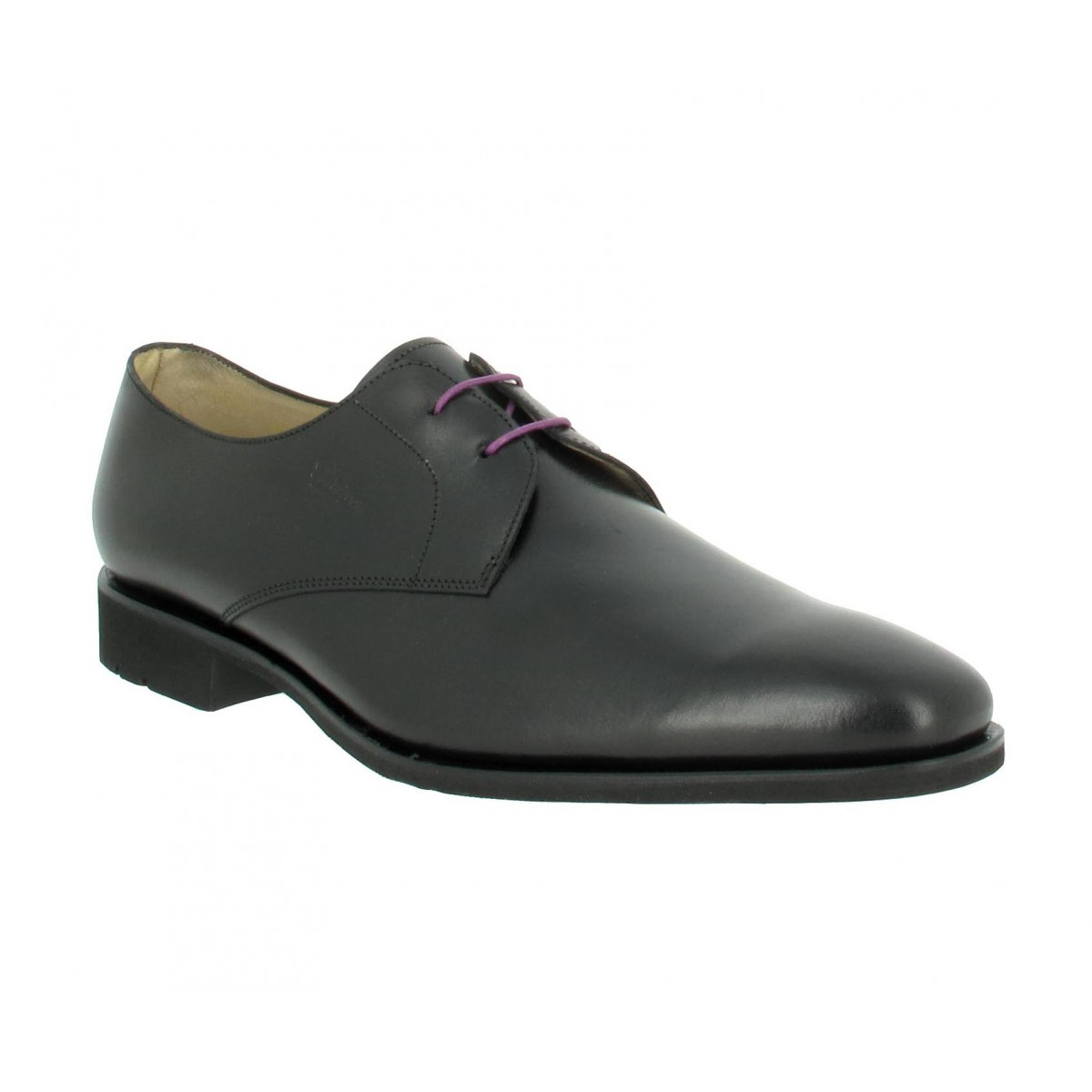 Chaussures à lacets PARABOOT Urban cuir Homme Noir
