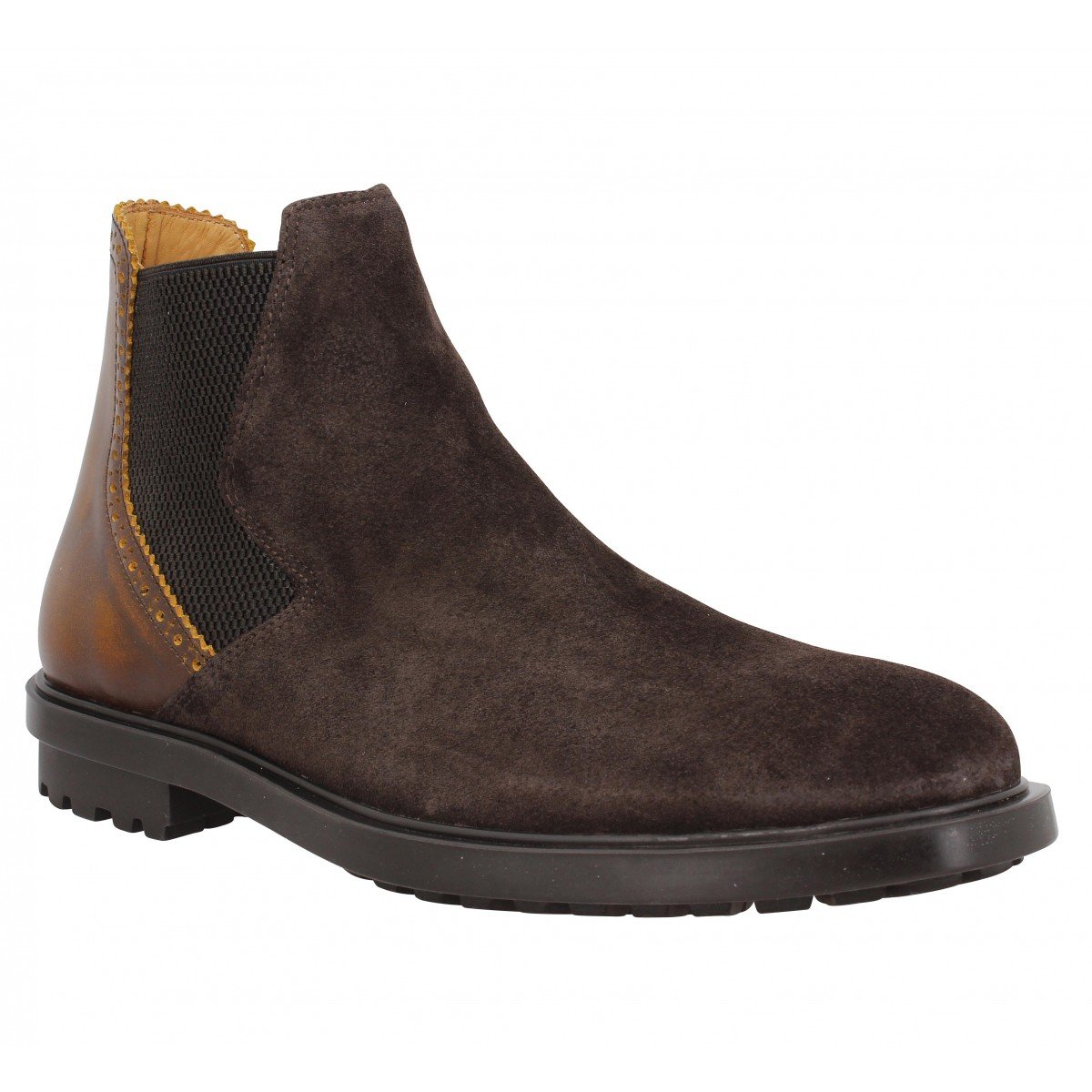 Bottines PAUL & JOE Islande Marron