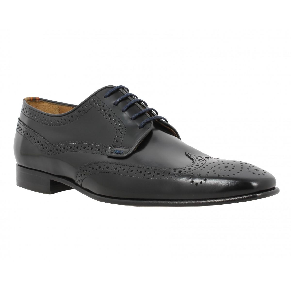 Chaussures à lacets PAUL SMITH Aldrich cuir Homme Noir