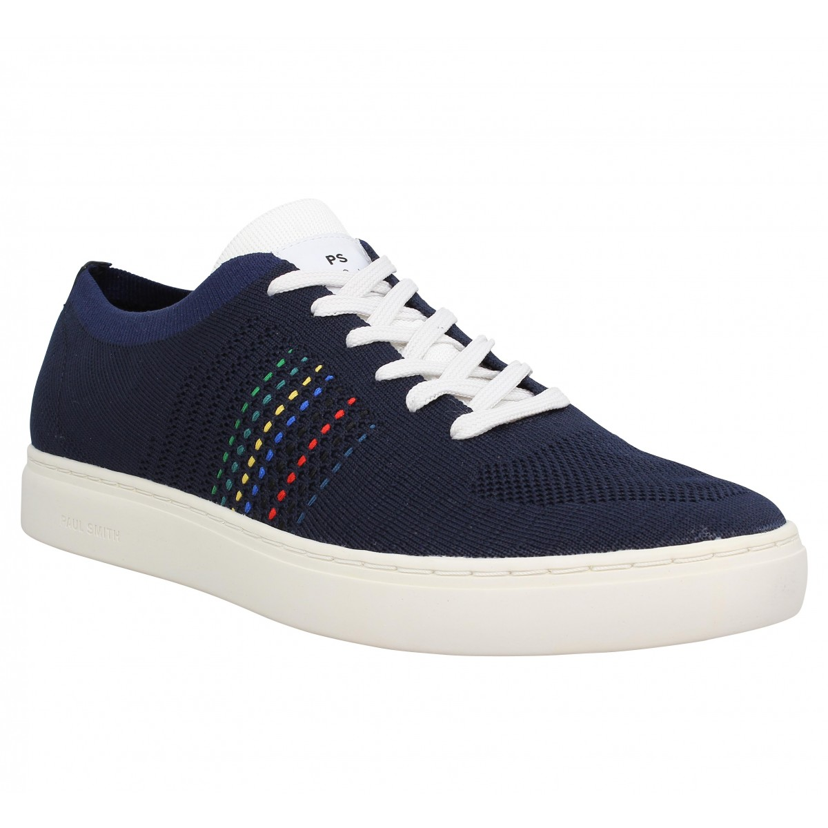 Baskets PAUL SMITH Doyle knit Homme Marine