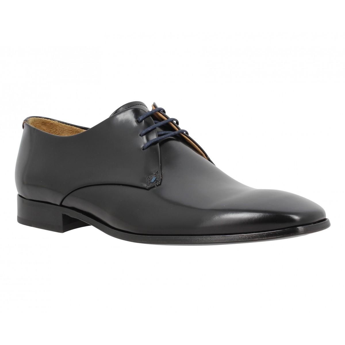 Chaussures à lacets PAUL SMITH Gavin cuir Homme Noir