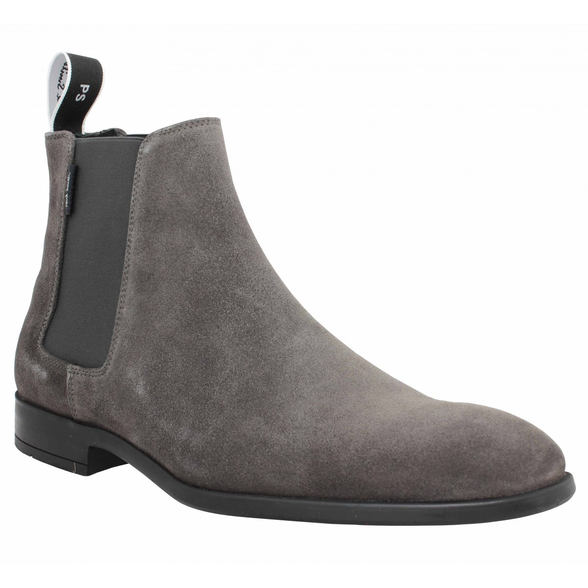 SMITH Homme PAUL Anthracite Gerald velours Ybfyv7I6gm