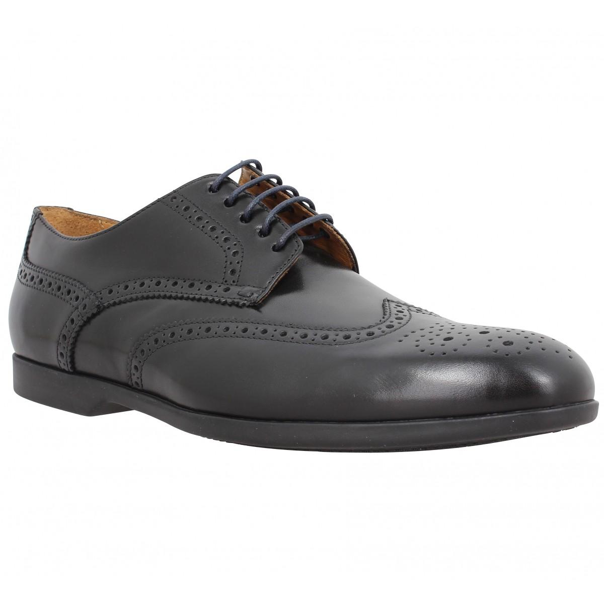 Chaussures à lacets PAUL SMITH Ryan cuir Homme Noir