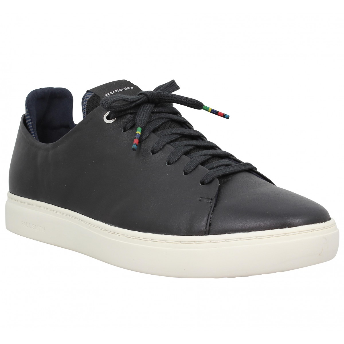 Paul Smith Homme Sonix Cuir -39-noir