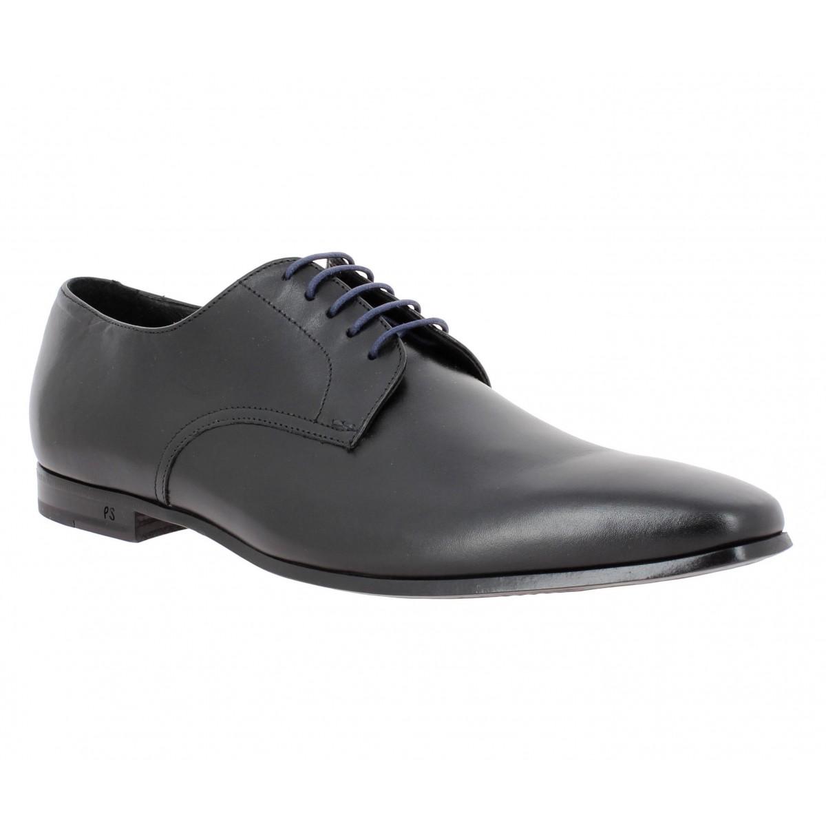 Chaussures à lacets PAUL SMITH Taylor cuir Homme Noir