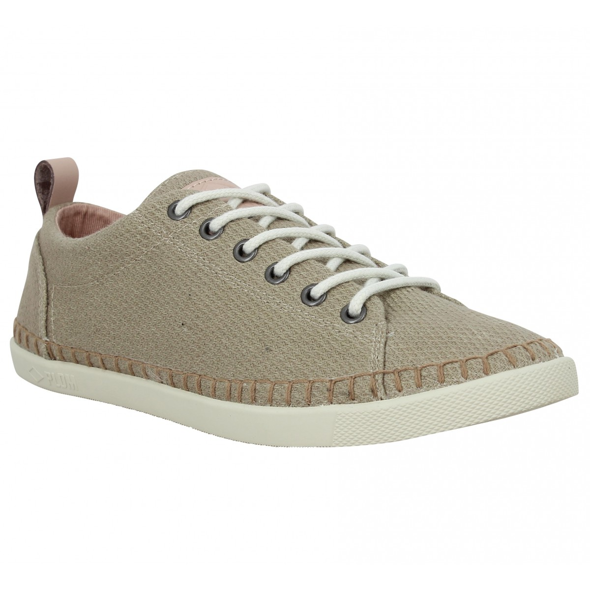 Baskets PLDM by PALLADIUM Bel CVS Femme Savane