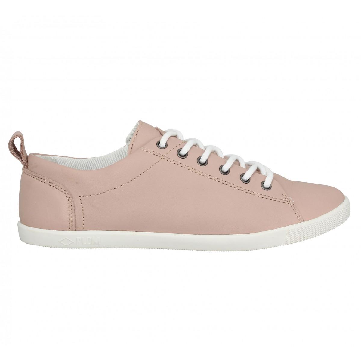 Marques Chaussure femme P-L-D-M By Palladium femme Bel Nca Light Pink