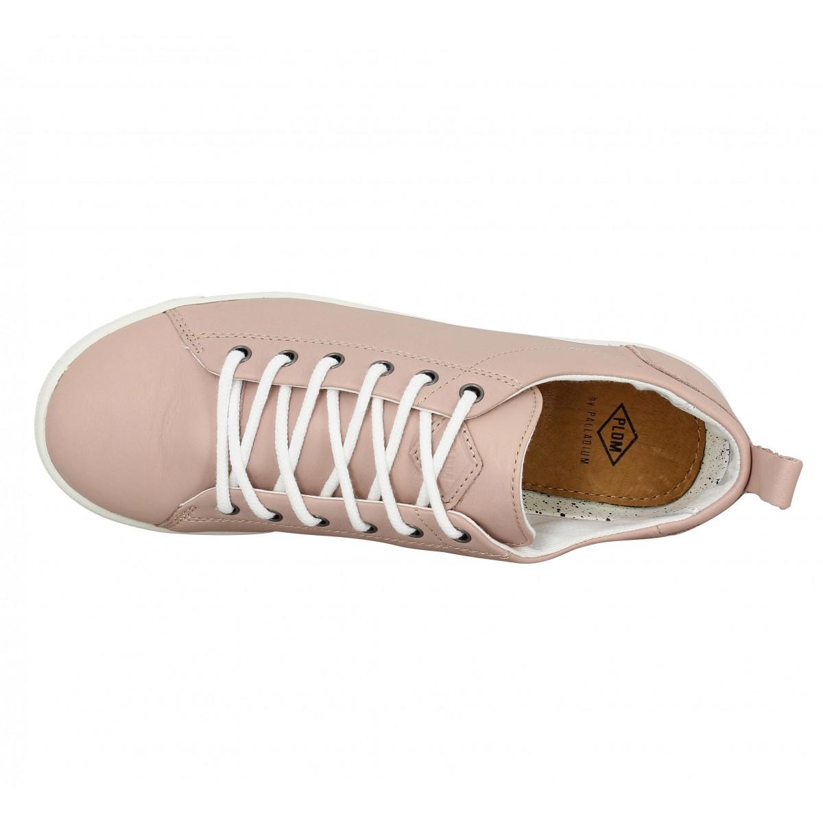 091ead65270882 Pldm by palladium bel nca cuir femme rose femme   Fanny chaussures