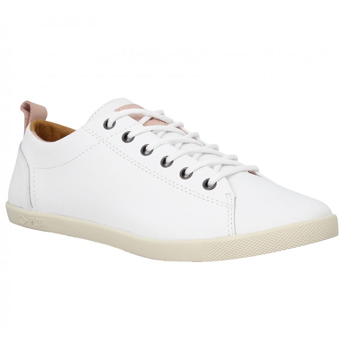Hommes Pldm By Palladium Shoe White Lace