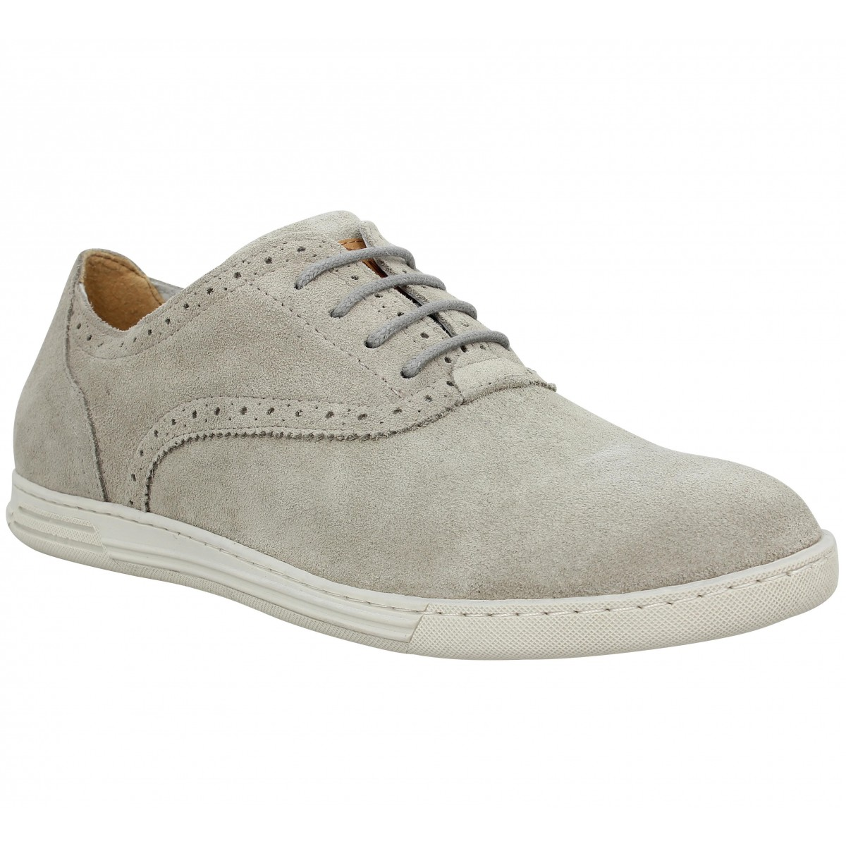 Chaussures à lacets PLDM by PALLADIUM James Gris