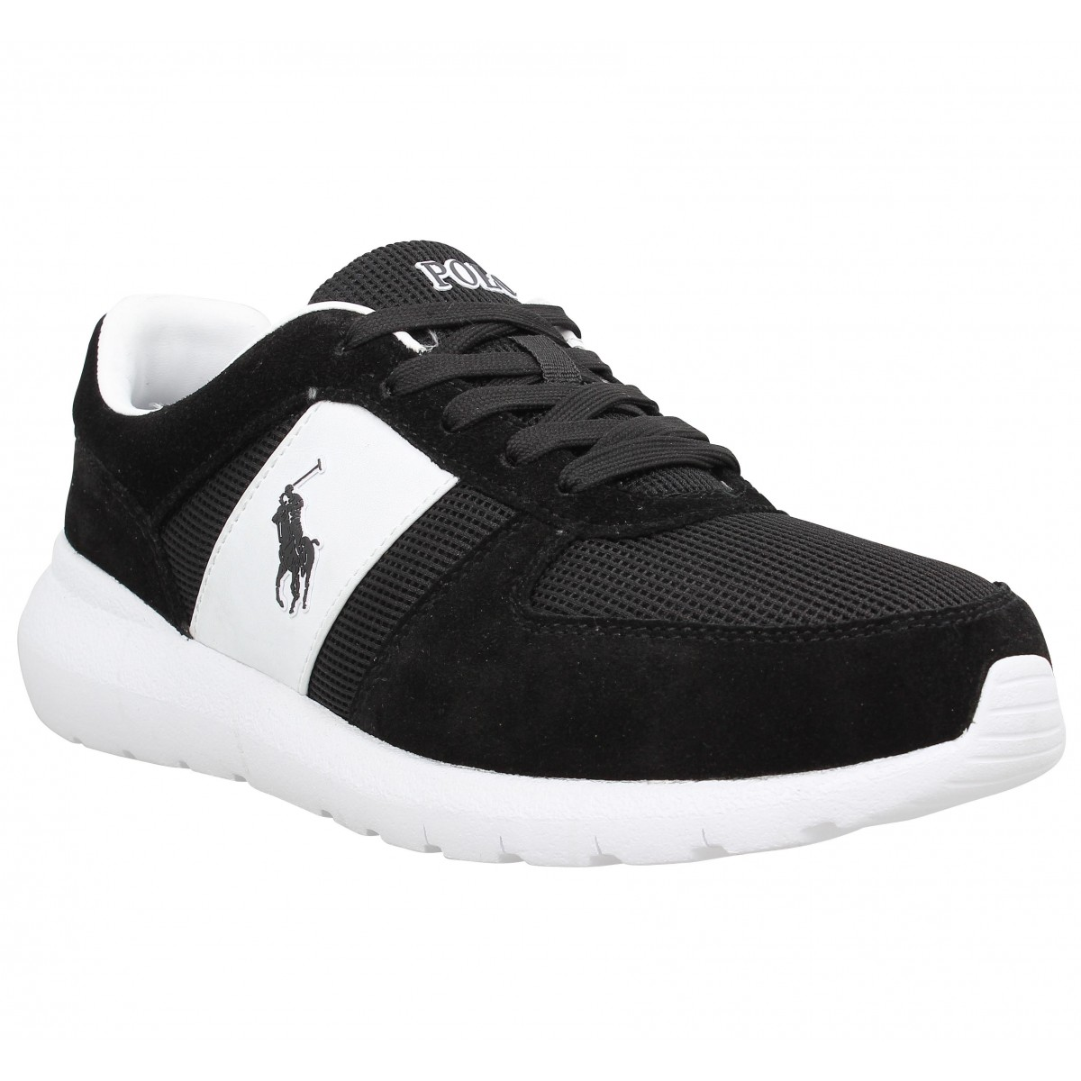 Baskets POLO RALPH LAUREN Cordell Noir